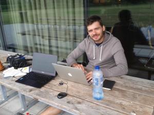 Digitální nomád Vojta