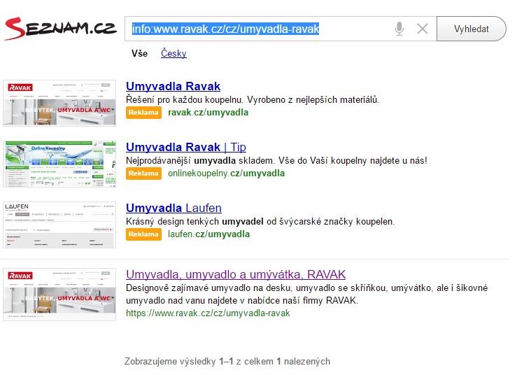 Operator info: seznam.cz