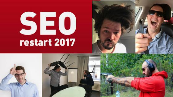Skvělé přednášky ze SEO Restart 2017