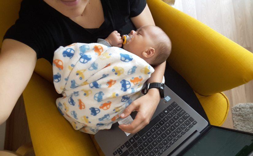 Práce na mateřské (rodičovské) dovolené